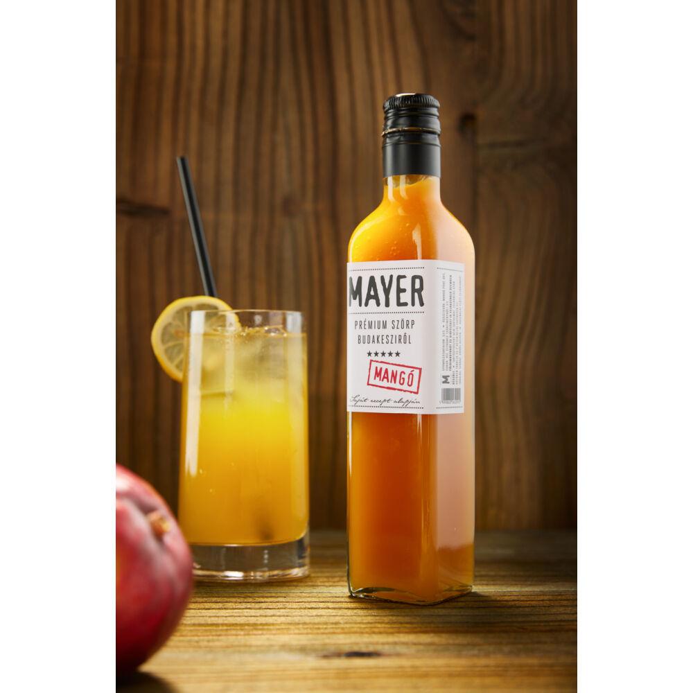 Mayer mangószörp 0,5l