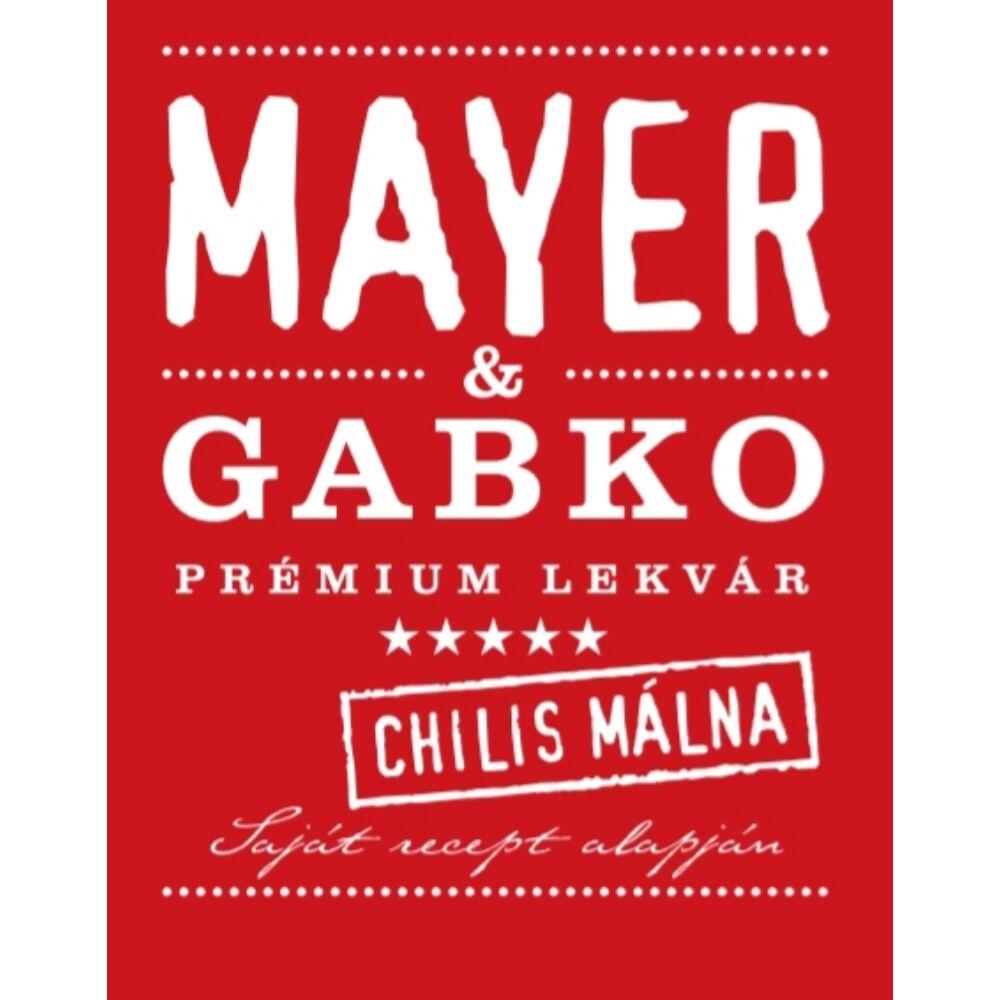 MAYER chilis málna lekvár 378g